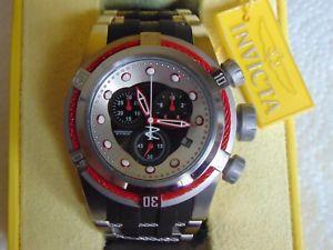 【送料無料】invicta reserve 53mm bolt zeus swiss movt quartz chronograph watch must see
