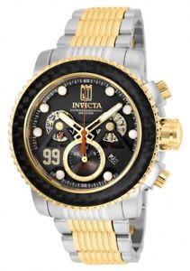 【送料無料】 mens invicta 25677 jason taylor hall of fame swiss chronograph watch
