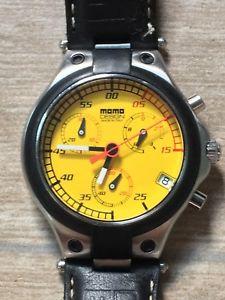 【送料無料】momo design speed watch md014 yellow