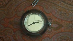 【送料無料】vintage retro lucite american heritage swiss buler watch acrylic 1960s mod works