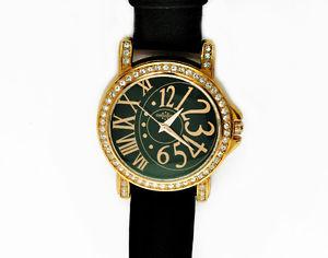 【送料無料】chronostar orologio donna lunetta ed anse con strass  i061