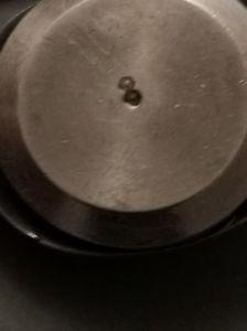 ancienne montre femme argent  marque le guide des orfvre bijou vintage