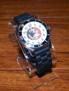 florida state seminoles fsu game time collegiate series stainless steel watch