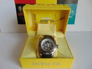 【送料無料】invicta reserve 53mm bolt zeus swiss made 26j automatic stainless steel watch
