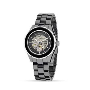 【送料無料】orologio automatico donna morellato siena r0153116506 bracciale ceramica nero