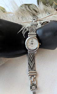 【送料無料】alto silver riccio bracelet watch