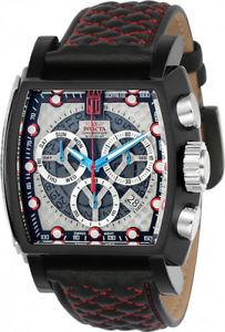 【送料無料】invicta mens jason taylor quartz chronograph 100m stainless steel watch 22377