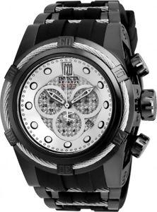 【送料無料】 mens invicta 20414 reserve 52mm jt bolt zeus swiss chronograph watch