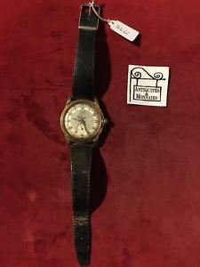 【送料無料】montre bracelet elvia mecanique ancienne fonctionne ref30462
