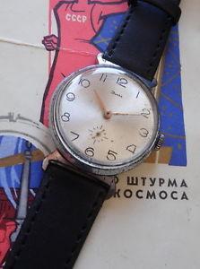 【送料無料】zim montre mcanique ancienne made in cccp 19701980