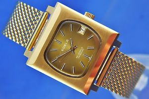 【送料無料】vintage retro edele automatic watch circa 1970s nos cal eta 2784 condition