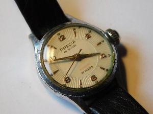 【送料無料】vintage precia eb suisse 17 rubis ancien montre femme uhr swiss lady incabloc