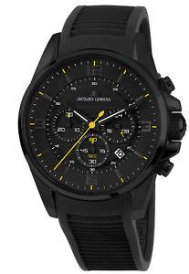 【送料無料】jacques lemans herrenchronograph liverpool chrono 11799e