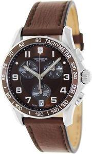 【送料無料】victorinox swiss army chrono classic chronograph quartz watch 241498 chrono