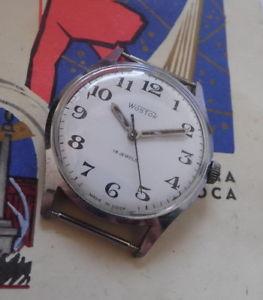 【送料無料】vostok montre mcanique ancienne 18 rubis calibre 2209 made in urss 1970