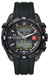 【送料無料】swiss militaryhanowa watches mod highlander special box 06417413007