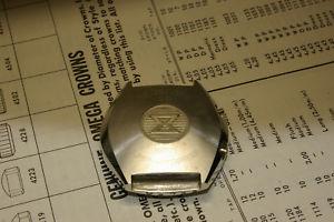 【送料無料】48mm edox geoscope 48 watch case in great original unpolished shape rare