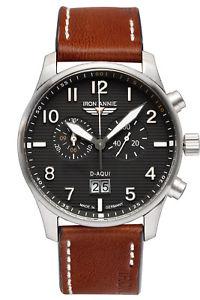 iron annie chronograph herrenuhr daqui chrono 56862