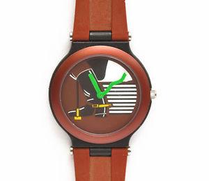 【送料無料】boom boom orologio da collezione anni 90 inusato in box h088