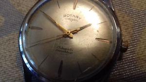 montre rotary incabloc
