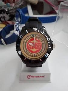 【送料無料】orologio royal enfield moto biker nuovo ghiera girevole adulto man watch