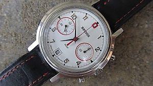 【送料無料】cronografo sovietico poljot vremia movimento 3133 perfettamente funzionante