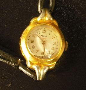 【送料無料】montre de femme de marque arima antimagnetic woman watch