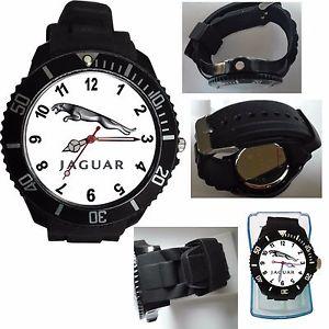 【送料無料】orologio jaguar auto motor macchina nuovo ghiera girevole adulto man watch