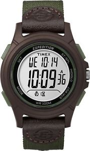 【送料無料】timex mens tw4b100009j expedition classic digital chrono alarm timer watch