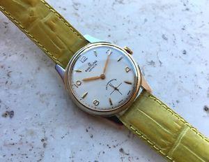 【送料無料】breitling genve anni 50 , orologio da uomo , twotone