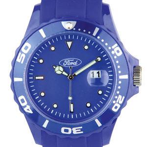 【送料無料】brand genuine ford logi blue watch 35020568 complete with case