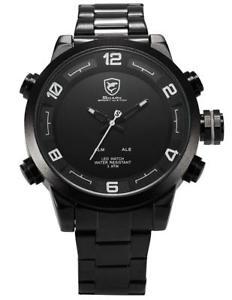 【送料無料】shark mens sport led watch sh363