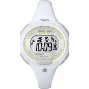 【送料無料】timex t5k606, womens 10lap ironman indiglo watch, alarm, chronograph