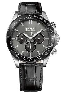 【送料無料】boss ikon herrenchronograph chrono 1513177