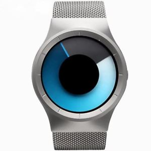 【送料無料】creative fashion watches mens amp; women bracelet watches ultra thin stainless