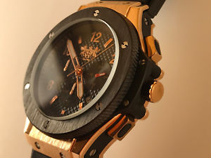 【送料無料】regal secret bronze round shape men watch free shipping