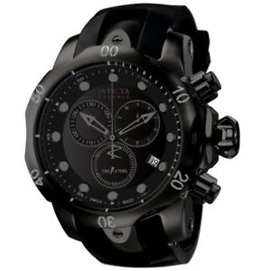 invicta 6051 mens swiss made subaqua venom chronograph watch