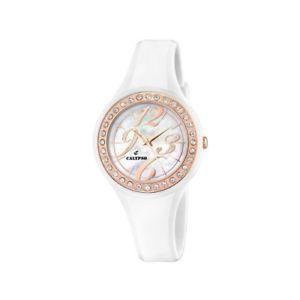 【送料無料】orologio solo tempo donna calypso by festina in alluminio k55672