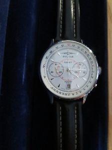 【送料無料】hau poljot ruslan edelstahlchronograph