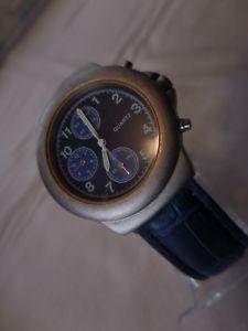 【送料無料】ancienne montre femme analogique au bracelet assorti,etat dusage 1970