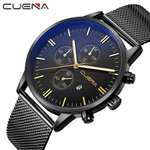 【送料無料】men fashion watch waterproof wristwatches