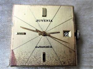 【送料無料】vintagejuvenia movement for parts ref 1015
