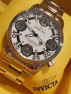 【送料無料】mint rare invicta 3650 mens swiss quartz watch with box