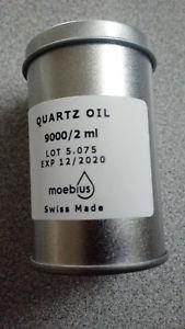 【送料無料】quartz watch oil by moebius