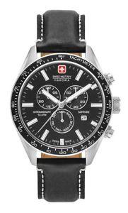 【送料無料】swiss military hanowa phantom chrono herrenuhr 6431404007 analog chronograph,