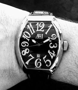 【送料無料】awi luxury watch 1001