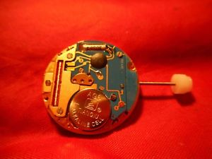 【送料無料】eta 955432 watch movement running a1 plus stem