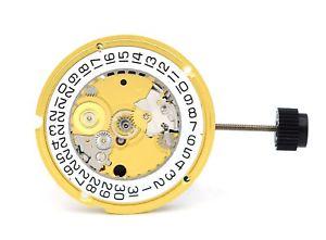 【送料無料】eta 3 hand 956412 quartz watch movement date 3