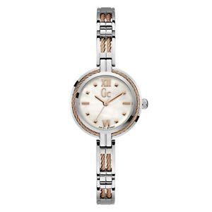 【送料無料】gc y39003l1 womens cable bijou wristwatch