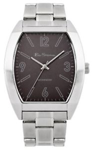 【送料無料】ben sherman mens quartz watch stainless steel bracelet analogue rrp 4999